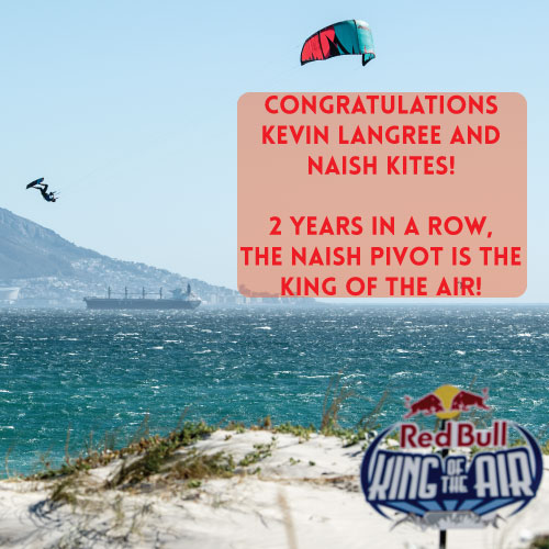 2019 Naish Pivot is King Of The Air