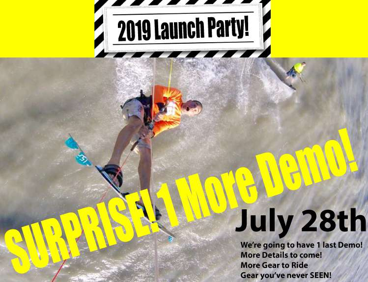 2018 Kiteboarding.com Demo Day