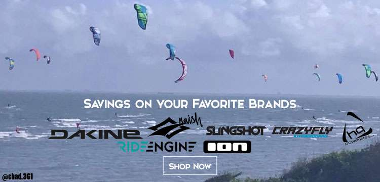 Kiteboarding 4th of July Sale
