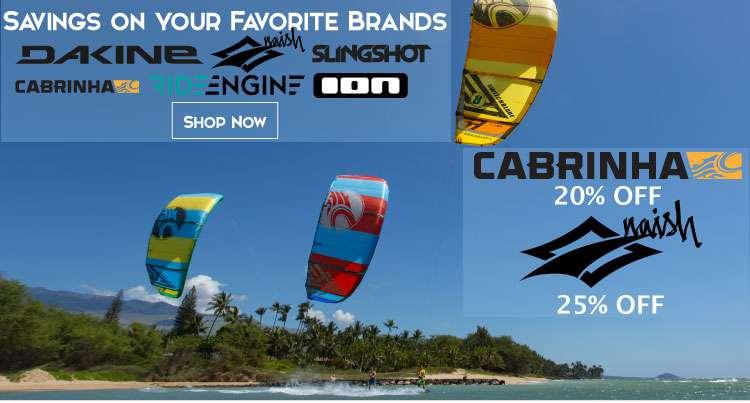 2017 Kite gear on sale