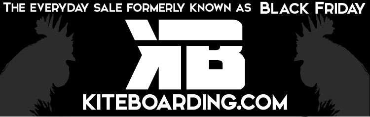 Kiteboarding.com Black Friday Sale