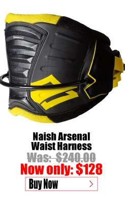Naish Arsenal Closeout Harness 2016/2017