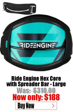 2016 Ride Engine Hex Core Closeout harness