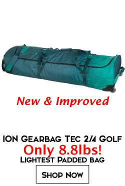 2018 ION Gearbag Tec 2/4 Golf