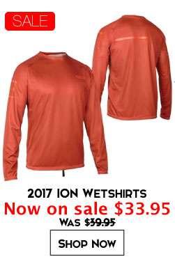 2017 ION Wetshirts