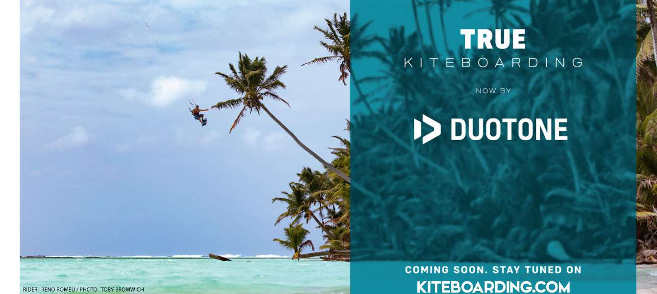DUOTONE TRUE Kiteboarding