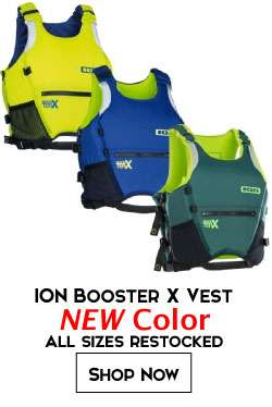 2017-2018 ION Booster X Vest