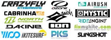 Kiteboarding.com Sponsors