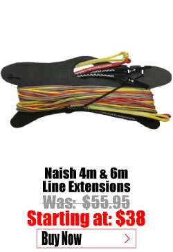Naish Line Extensions
