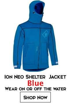 2017-2018 ION Neo Shelter Jacket - Blue