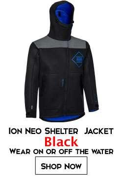 ION New Shelter Jacket - Black