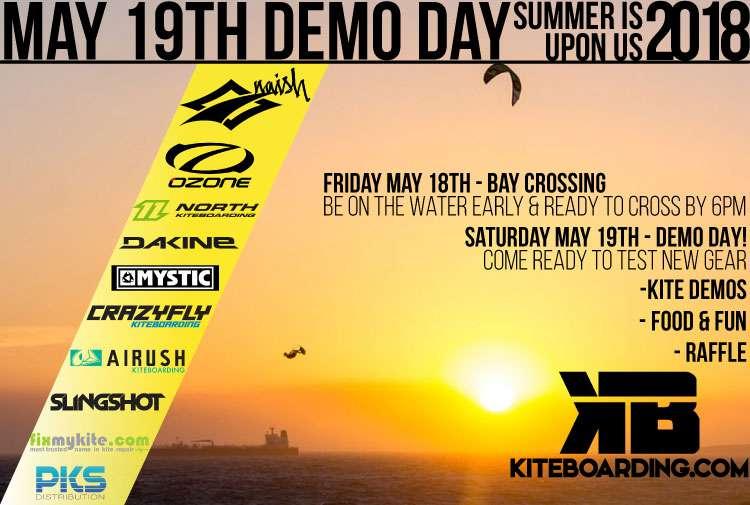 2018 Kiteboarding.com Demo Day