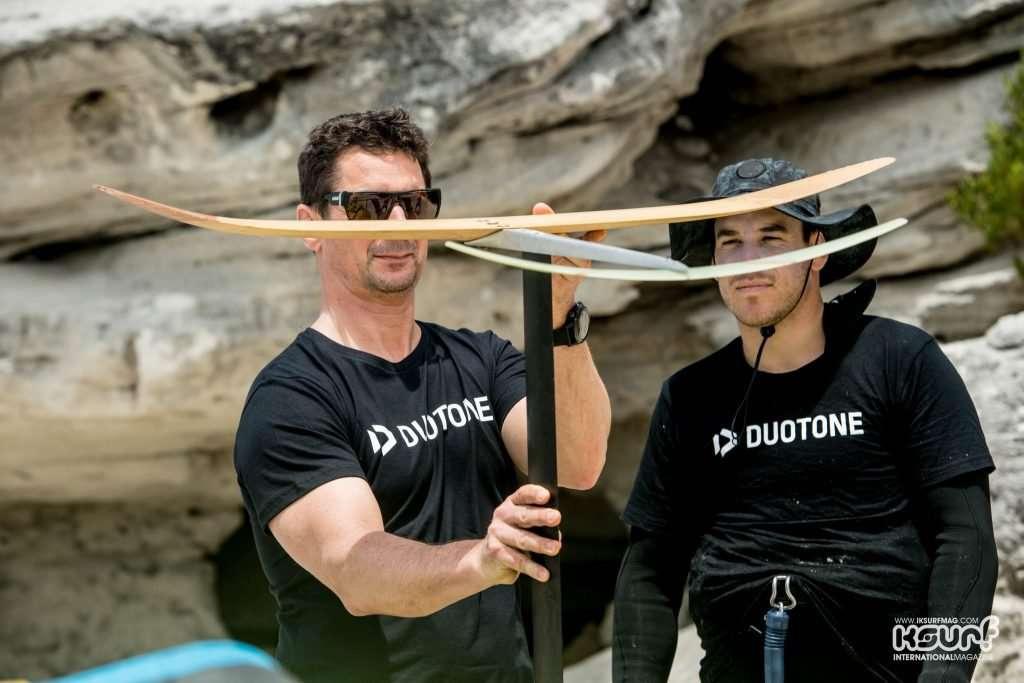 Duotone - True Kiteboarding - Hydrofoil