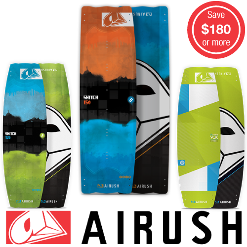 Airush Board Deal Save at least $180