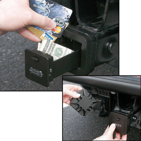 Hitchsafe Hitchsafe Trailer Hitch Lock Box Hitchsafe
