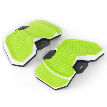 2014-2015 Crazyfly Pro Kiteboarding Pads Green - 20% off