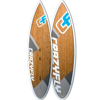 Crazyfly 2014 Thunder Surfboard 6'2
