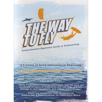 The Way To Fly - Instructional DVD