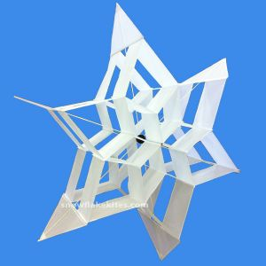 Snowflake Kite: Shooting Star