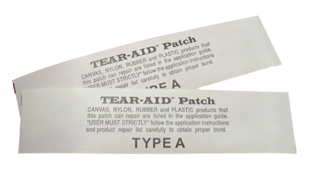 Tear Aid Kiteboarding Bladder Patches (1.25