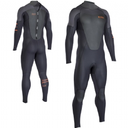 ION Element Semidry 3.5/2.5mm Back Zip Full Wetsuit - 50% off