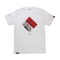 Airush White Graphic Tee Shirt