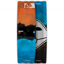 BLEM 2015 Airush Switch Exile Lightwind Twintip Kiteboard (1 left)