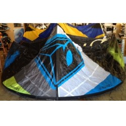 DEMO 2015 Airush Varial X 10m Kite Complete