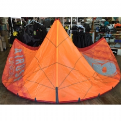 DEMO 2016 Airush Union 9m Orange Kite Only