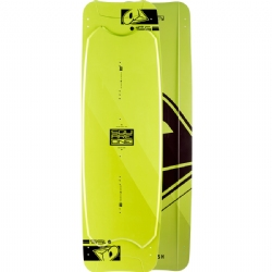 2017 Airush Square One Twintip Kiteboard