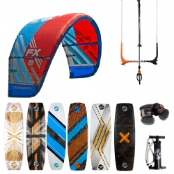 Cabrinha 2017 Freeride/Freestyle Package