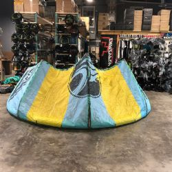 2017 Cabrinha Switchblade Freeride 10m Demo kite Only