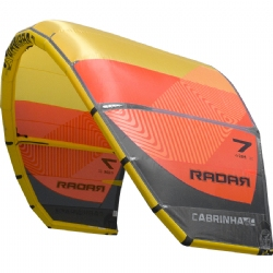 2018 Cabrinha Radar Freeride Kite