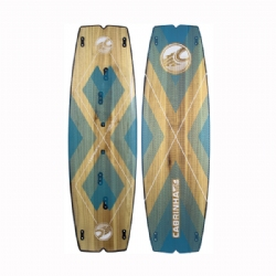 2018 Cabrinha XCaliber Wood All Around Performance Freestyle Twintip Kiteboard