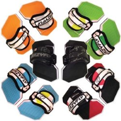 2014-2015 Crazyfly Pro Pads with Quick Fix II Standard Kiteboard Straps - 20% off