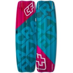 2015 Crazyfly Girls PRO 135 x 41cm Twintip Kiteboard - 25% off