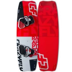 2015 Crazyfly Raptor Pro Twintip Kiteboard - 20% off