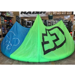 DEMO 2016 Crazyfly Cruze 19m Kite Complete