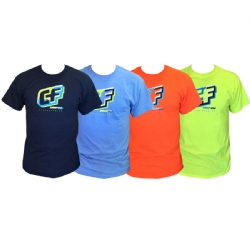 Crazyfly Dynamic Logo T-Shirt