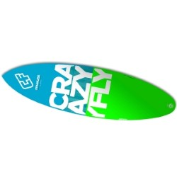 2016 Crazyfly Strapless Surfboard - 20% Off
