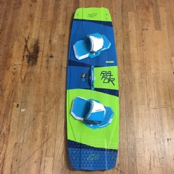 Demo 2017 Crazyfly Raptor Twintip Kiteboard 137x41