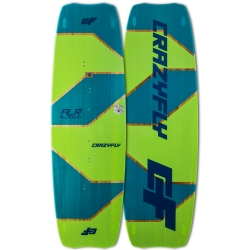 2018 Crazyfly Allround Twintip Kiteboard