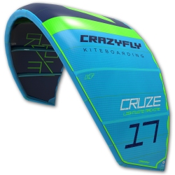 2018 Crazyfly Cruze Light Wind Kite