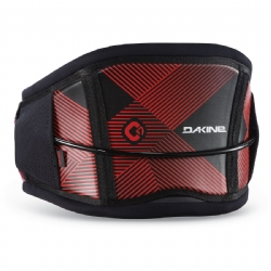2017 Dakine C1 Maniac Kiteboarding Waist Harness - Red