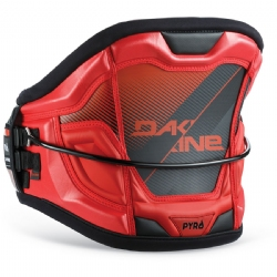 2017 Dakine Pyro Kiteboarding Waist Harness -Red