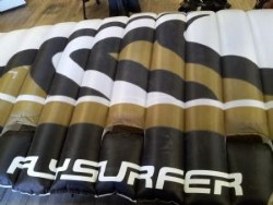 USED Flysurfer Speed 3 Deluxe 21m Kite Complete