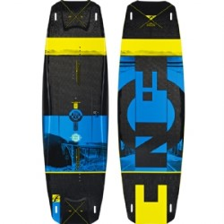 2016 F-One Trax HRD Carbon Freestyle Twintip Kiteboard