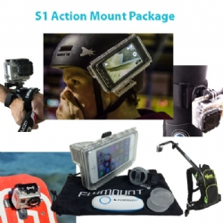 Action Camera Mount Package