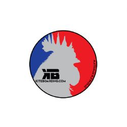 Kiteboarding.com 2019 Red Rooster Sticker