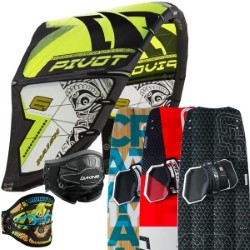 2015 Naish Pivot Package